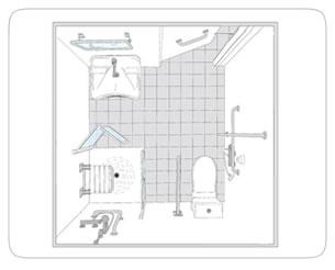 Bagni Per Disabili Locali Pubblici Bagni Per Diversamente Abili Pictures to p...